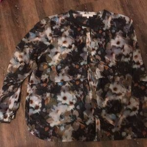 Chaus womens large blouse